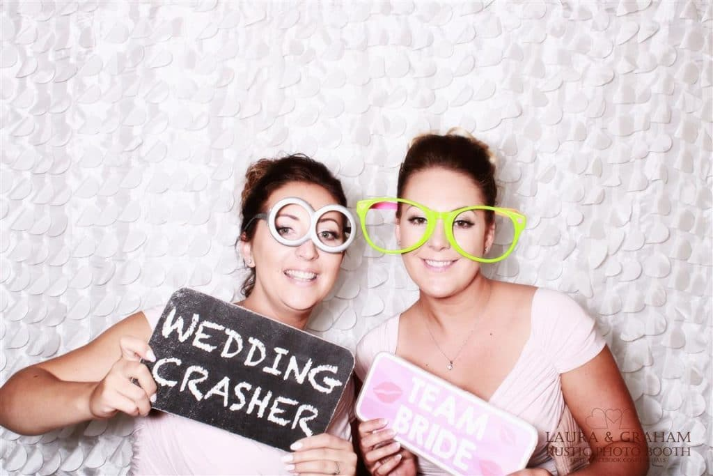 Vintage Photo booth image