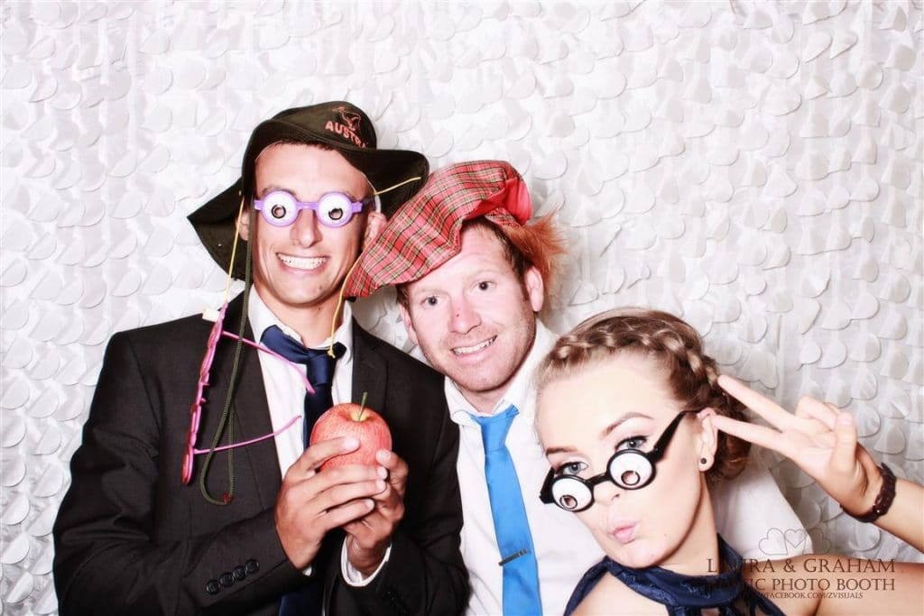 Photo booth funny image